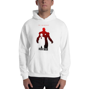 The Invincible Iron Man Hooded Sweatshirt - - The IronSuit