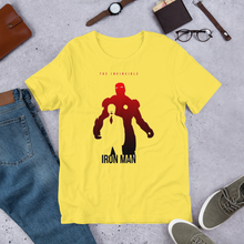 Invincible Iron Man Short-Sleeve Unisex T-Shirt - - The IronSuit