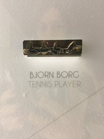 Diadora Bjorn Borg Tennis Player
