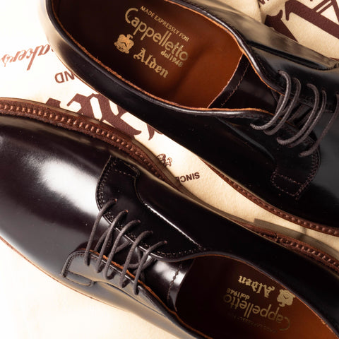 Alden Shoe Limited Edition for 70° Anniversario Cappelletto