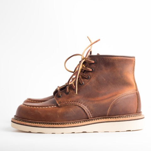 RED WING - FW 2018/19 - Classic Moc Toe 1907 - Copper