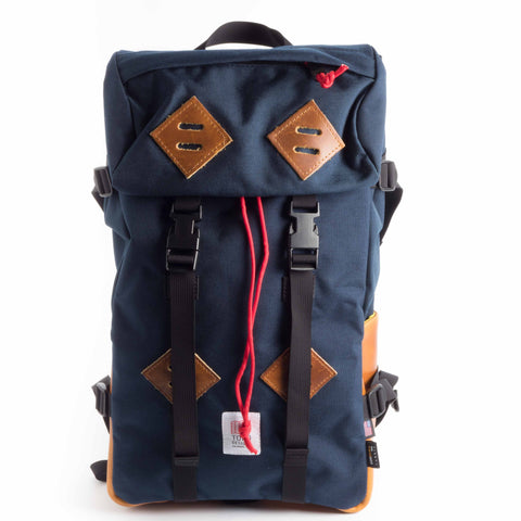 TOPO DESIGNS - Klettersack - 1094 - Blue Navy