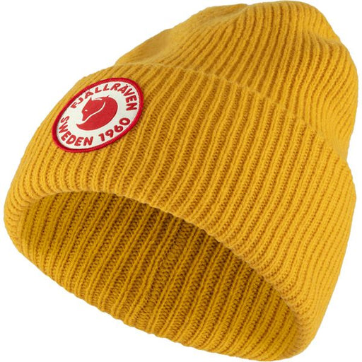 FJALLRAVEN - 1960 Logo Hat - Various Colors Men's Accessories Fjallraven Mustard Yellow