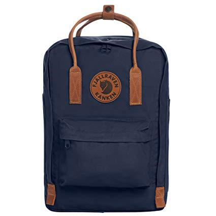 "FJÄLLRÄVEN Kånken 15 ""N.2 23569 Navy Backpack Fjallraven"