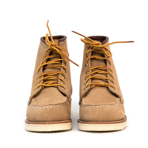 RED WING - 3376 Moc Toe Sand Mohave - marrone