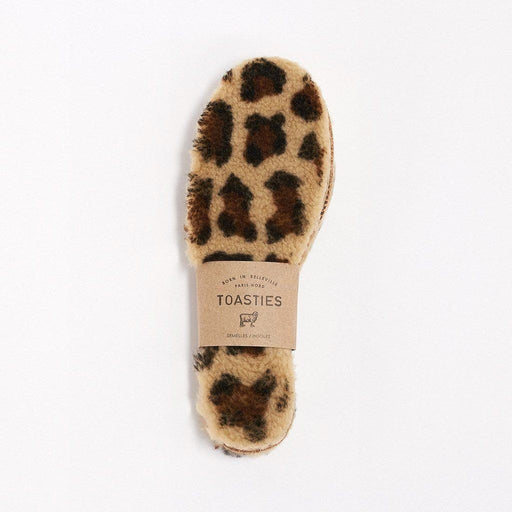 TOASTIES - Men's Insole - Leopard Men's Accessories Toasties