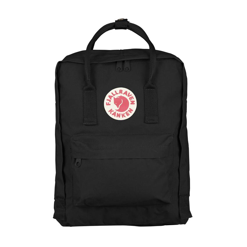 FJÄLLRÄVEN Kånken 550 Black Fjallraven backpack