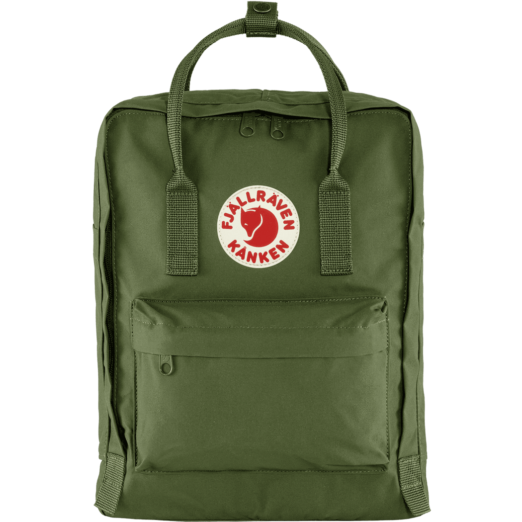 FJÄLLRÄVEN Kånken 621 Spruce Green Backpack Fjallraven