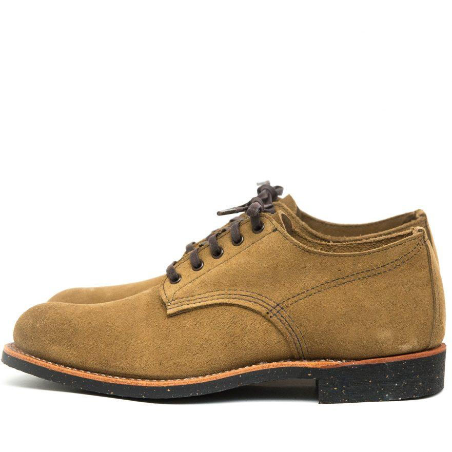 RED WING - Merchant Oxford 8043 - oliva Scarpe Uomo Red Wing Shoes