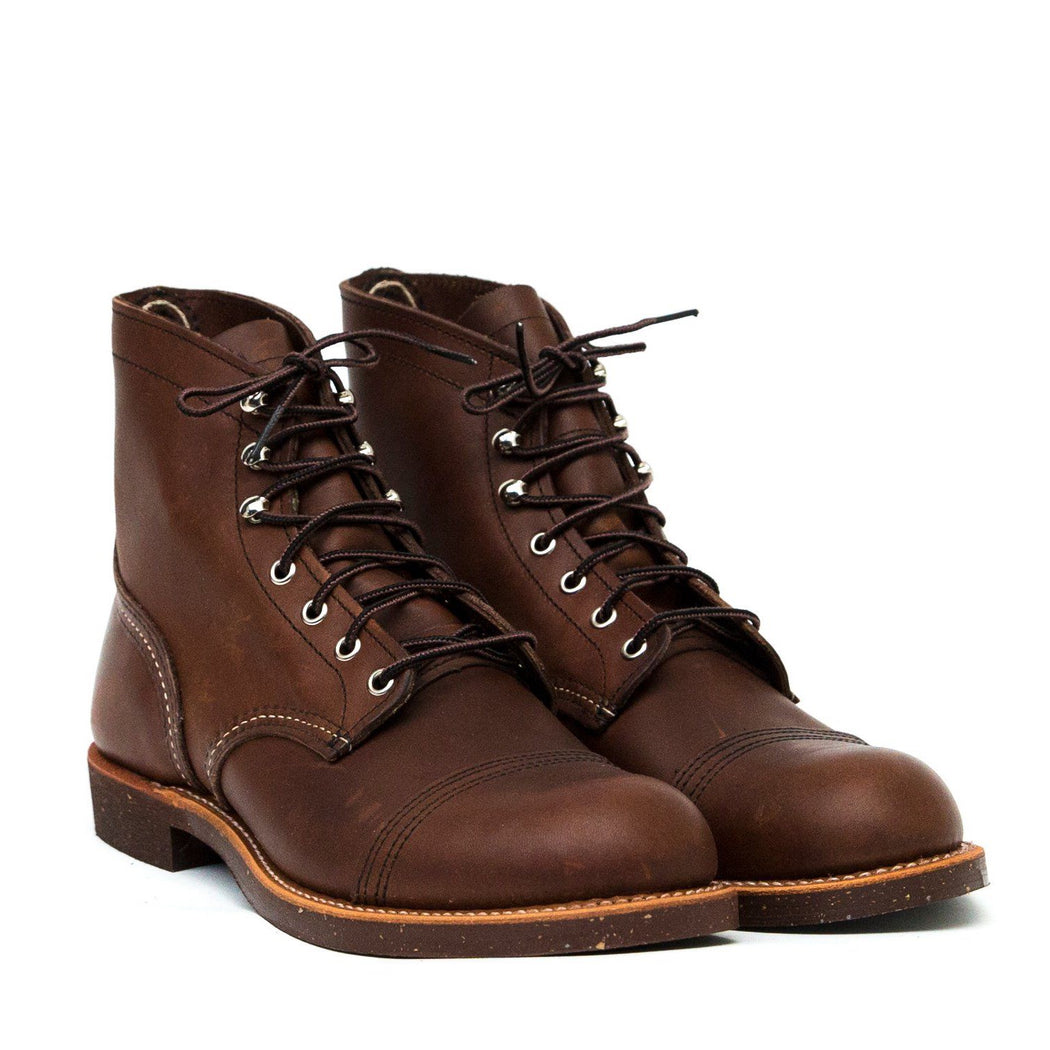 RED WING - Iron Ranger 8111 - marrone