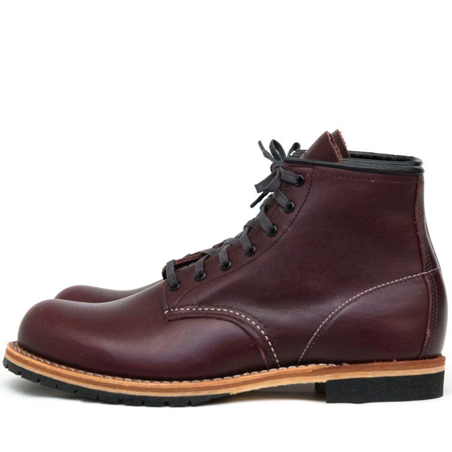 RED WING - 9016 Beckman - marrone sigar Scarpe Uomo Red Wing Shoes