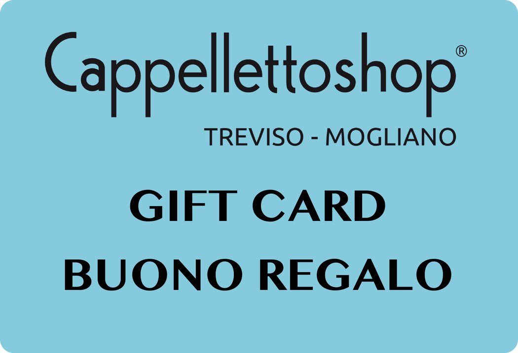 Buono regalo Buono regalo Cappelletto Shop