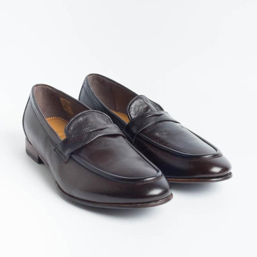 STURLINI - AR7302E20 - Loafer - Bufalo Chocolat Men's Shoes STURLINI - Men's Collection