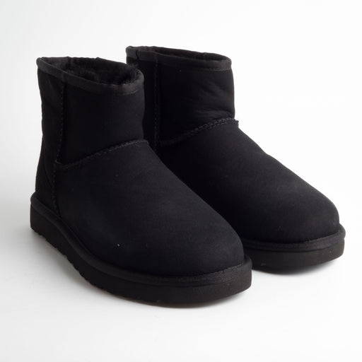 UGG - Original Classic Mini Man - 1002072m - Black Men's Shoes Ugg