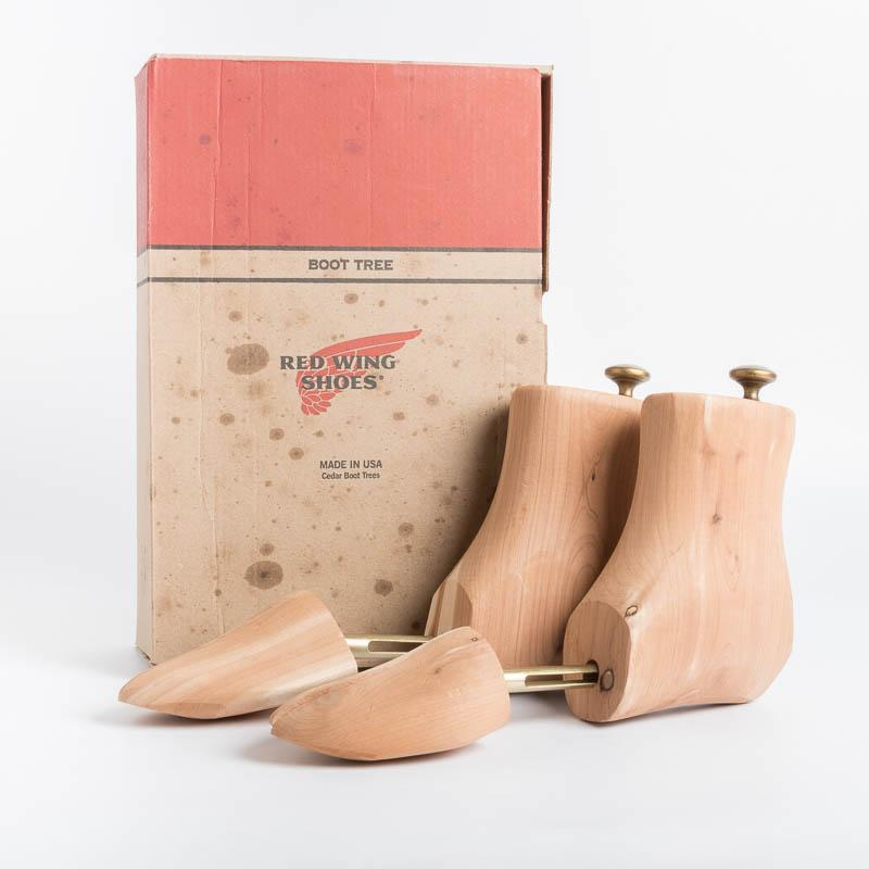 WOOD SHOE TREE 95062 Red Wing Shoes Men's Accessories RED WING - Men's Collection