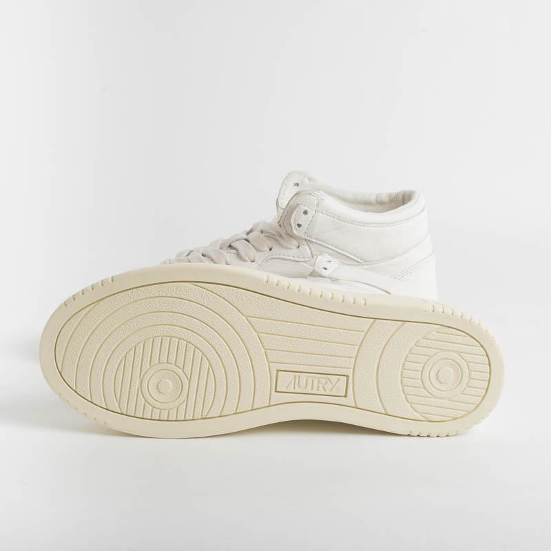 AUTRY AUMW GG04 - MID WOM GOAT- White Women's Shoes AUTRY - Women's collection