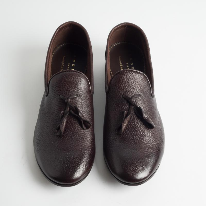HENDERSON - SS2019 - 69414.1 - Deer - Dark Brown Men's Shoes HENDERSON