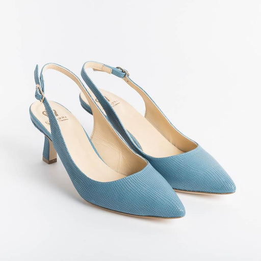L 'ARIANNA - Chanel - CH2000 / RT - Lizart Gelice Light Blue Shoes Woman L'Arianna