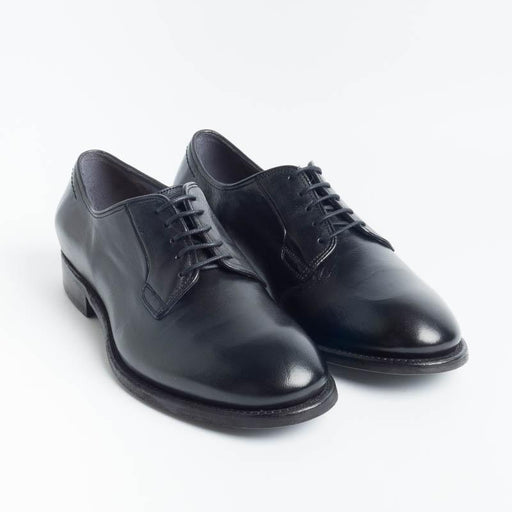 STURLINI - AR25000 - Derby - Black Buffalo Men's Shoes STURLINI - Men's Collection