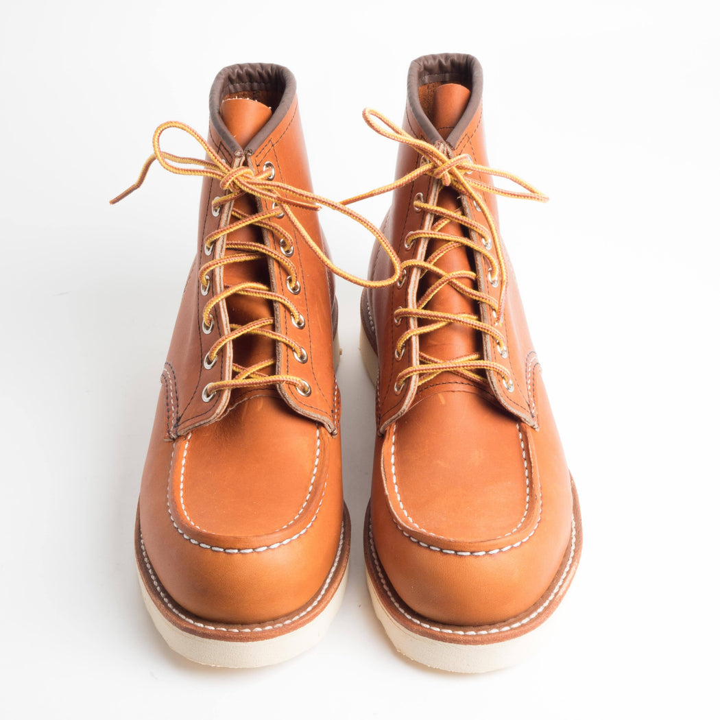 RED WING - AI 2018/19 - Classic Moc 875 - Oro Legacy Scarpe Uomo Red Wing Shoes