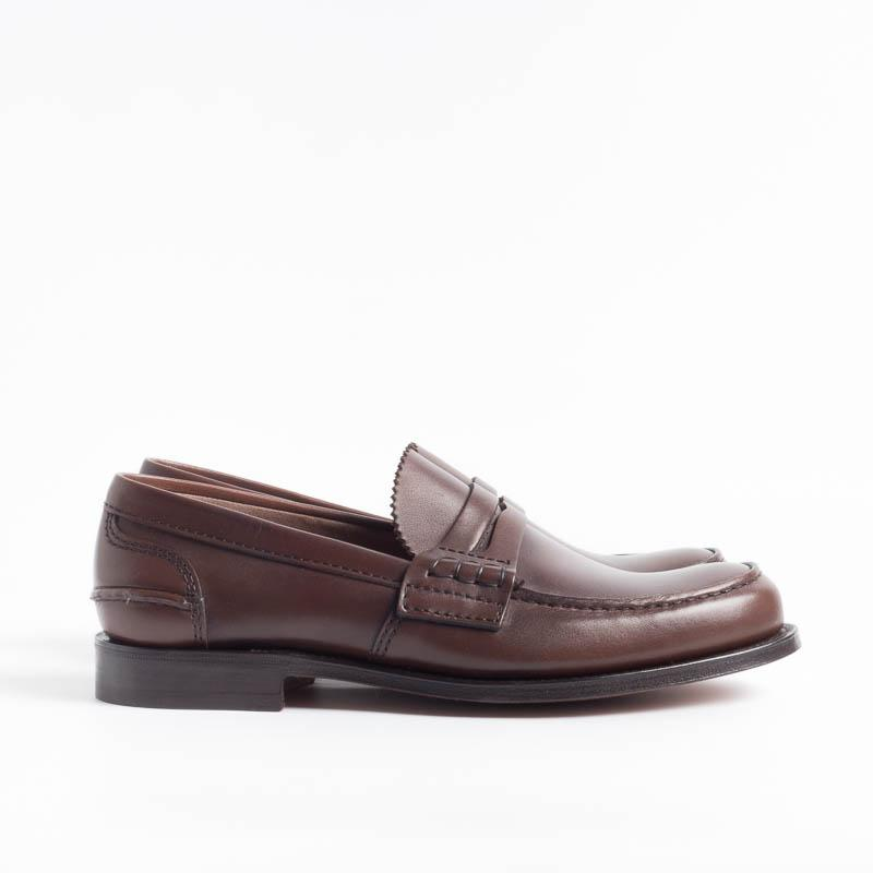 CHURCH'S - Loafer - Pembrey - Cognac Men's Shoes Church's