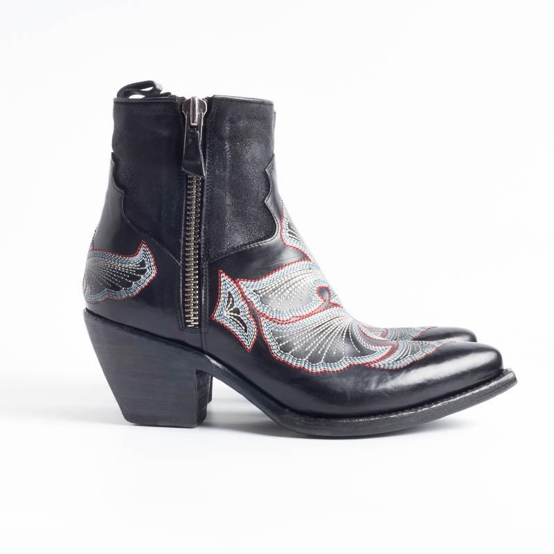 DAMY - MADAM / R - Parma Black Women's Shoes DAMY
