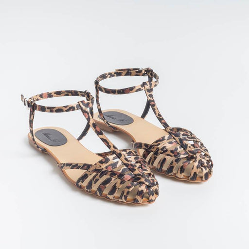 ANNA F. - Ballerina 512 - Spotted Fabric Women's Shoes Anna F.