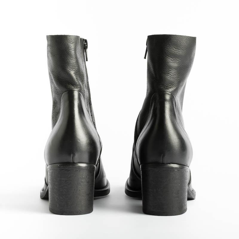 STRATEGIA - Ankle boot A3404 - Boston - Black Shoes Woman Strategy