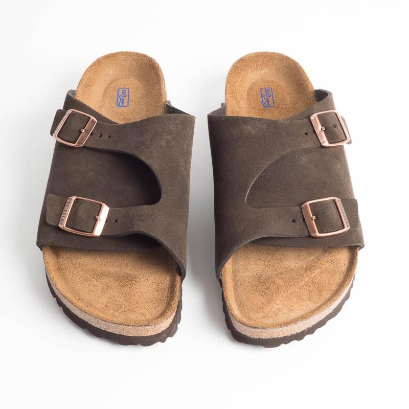 BIRKENSTOCK - ZURICH BS - MOCHA Men's Shoes BIRKENSTOCK