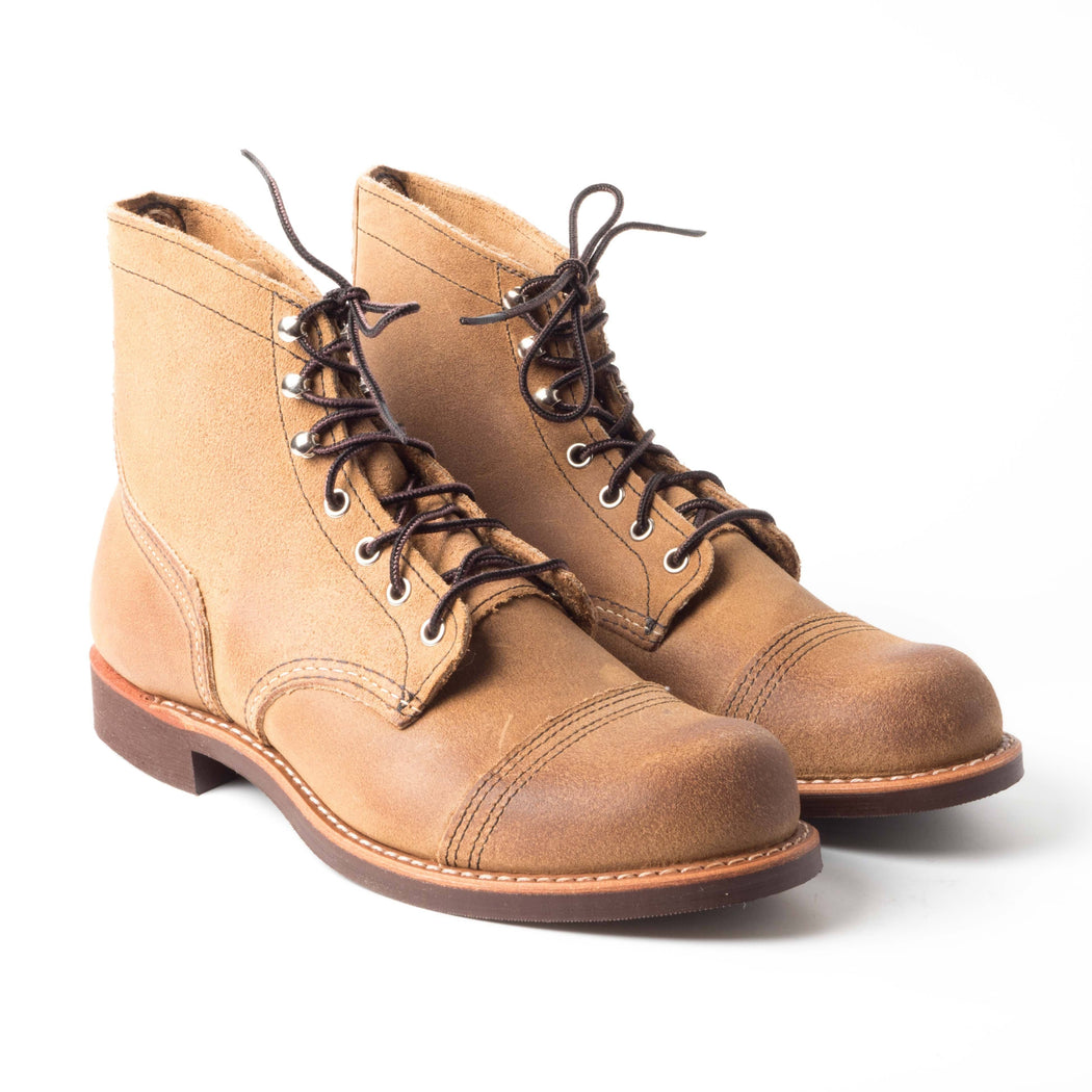 RED WING - FW 2018/19 - 8083 - Iron Ranger Shoes Men Red Wing Shoes