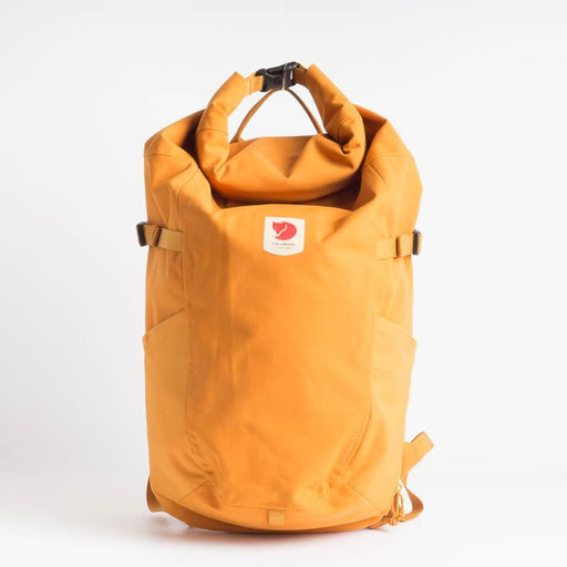 FJÄLLRÄVEN Ulvo Rolltop 23 171 Red Gold Fjallraven backpack