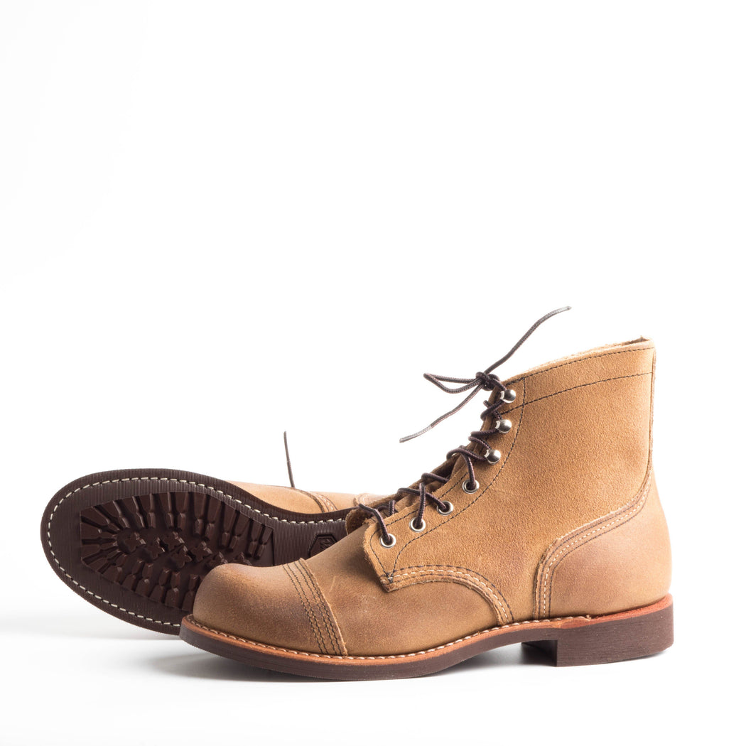 RED WING - AI 2018/19 - 8083 - Iron Ranger Scarpe Uomo Red Wing Shoes