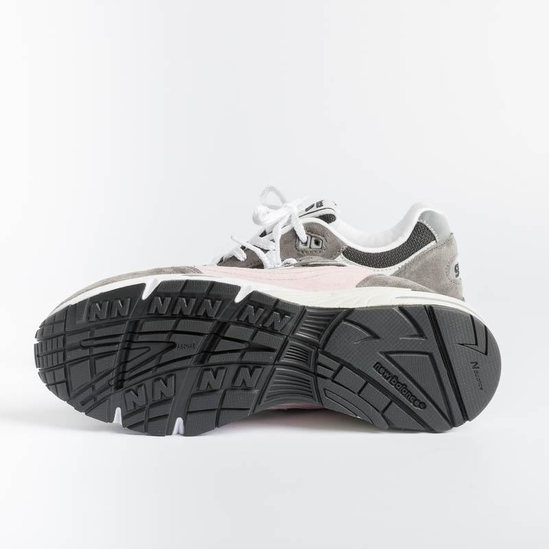 NEW BALANCE - Sneakers 991 KWG - Gray Pink Women's Shoes NEW BALANCE - Women's Collection