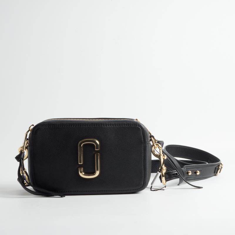 MARC JACOBS - SS 2019 - 14591 - The Softshot 21 - Black Bags Marc Jacobs