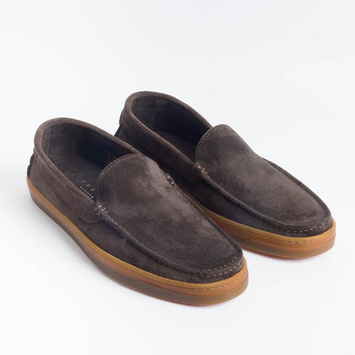 HENDERSON - Spencer moccasin - Dark Brown HENDERSON Men's Shoes