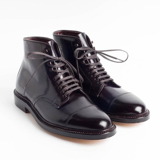 ALDEN - 4076H - Polish - Burgundy Cordovan - Call to buy Alden Men's Shoes