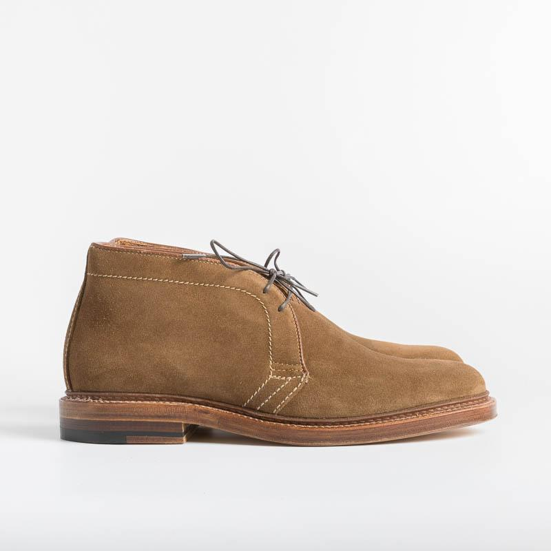 ALDEN - Ankle boot M7701 - Snuff Suede - Call to buy Alden Men's Shoes