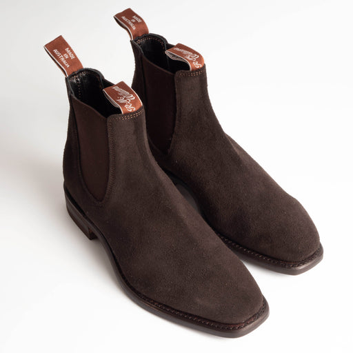 R.M. WILLIAMS - Comfort Craftsman - Chocolate Scarpe Uomo R.M. WILLIAMS