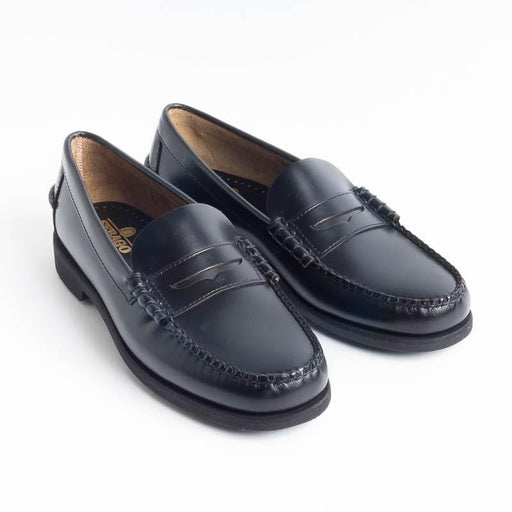 SEBAGO - Loafer DAN - Black Women's Shoes SEBAGO - Women's collection