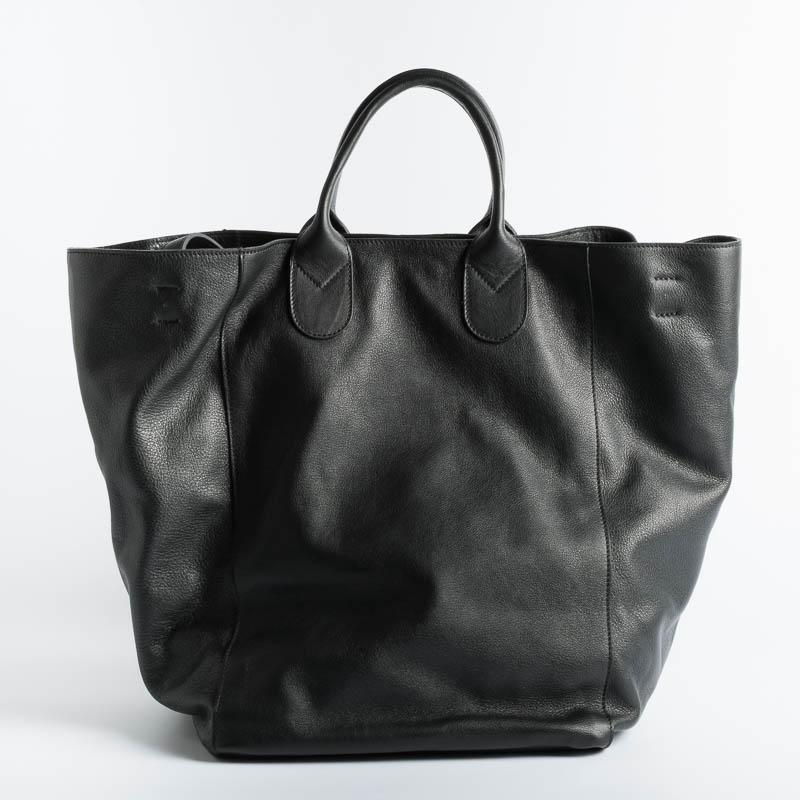 SACHET - Shopping Tote 114 - Black Bags SACHET