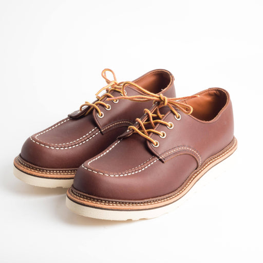 RED WING - FW 2018/19 - 8109 - Oxford Mahogany Shoes Men Red Wing Shoes