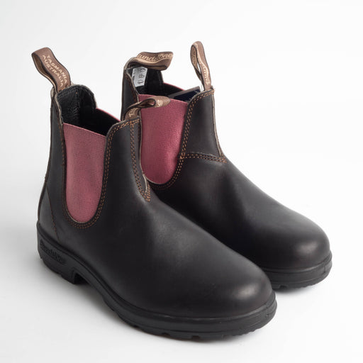 BLUNDSTONE - 1377 - STOUT BROWN/PALE PINK - Cappelletto Shop - Stivaletto