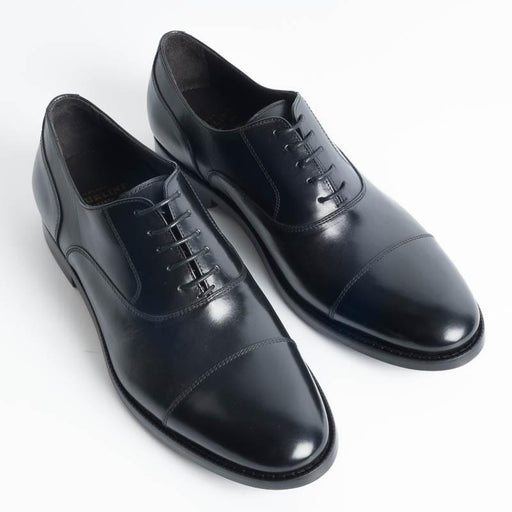 STURLINI - FW 2019/20 - LACE-UP WITH TOE CAP - AR 3725 - BLACK Shoes Man STURLINI