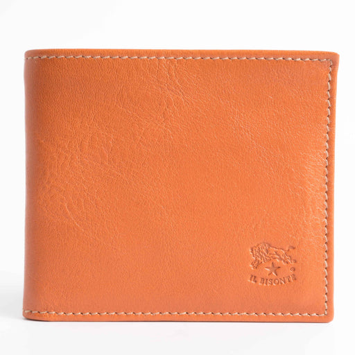 IL BISONTE - FW 2018/19 - C0437 - Wallet - Caramel Man accessories Il Bisonte