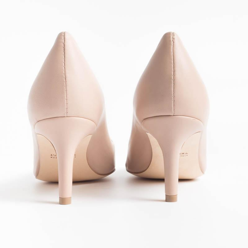 L'ARIANNA - Décolleté DE1111 - Feather - Beige Women's Shoes L'Arianna