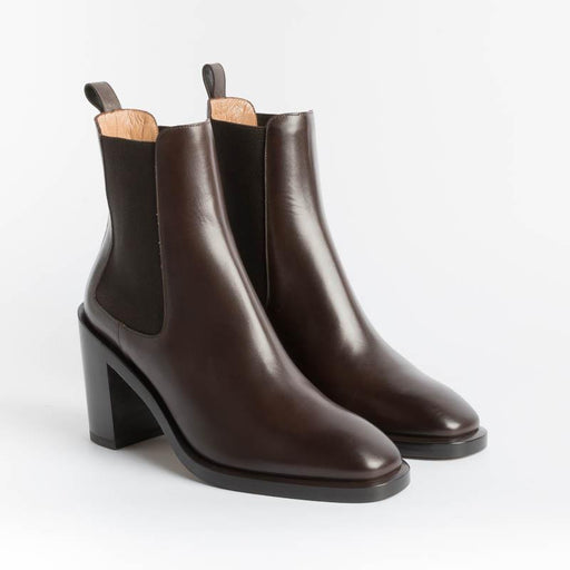 FRATELLI ROSSETTI - Ankle boot 67367 - Antique Mahogany Women's Shoes Fratelli Rossetti - Women's Collection
