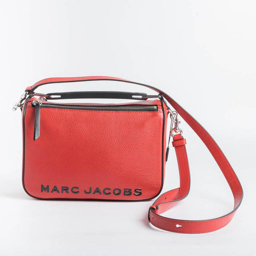 MARC JACOBS - 37617- The Soft Box Bag - Red Bags Marc Jacobs