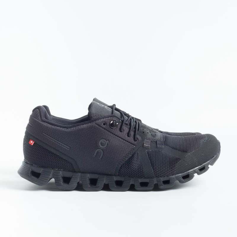 ON - Sneakers - Cloud - W19 - Black Women's Shoes ON - Women's Collection