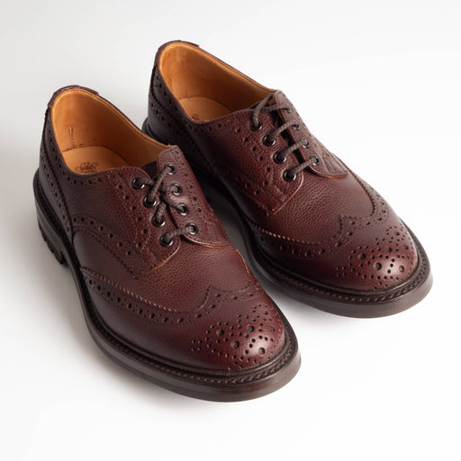 TRICKER'S - ILKLEY - Marrone
