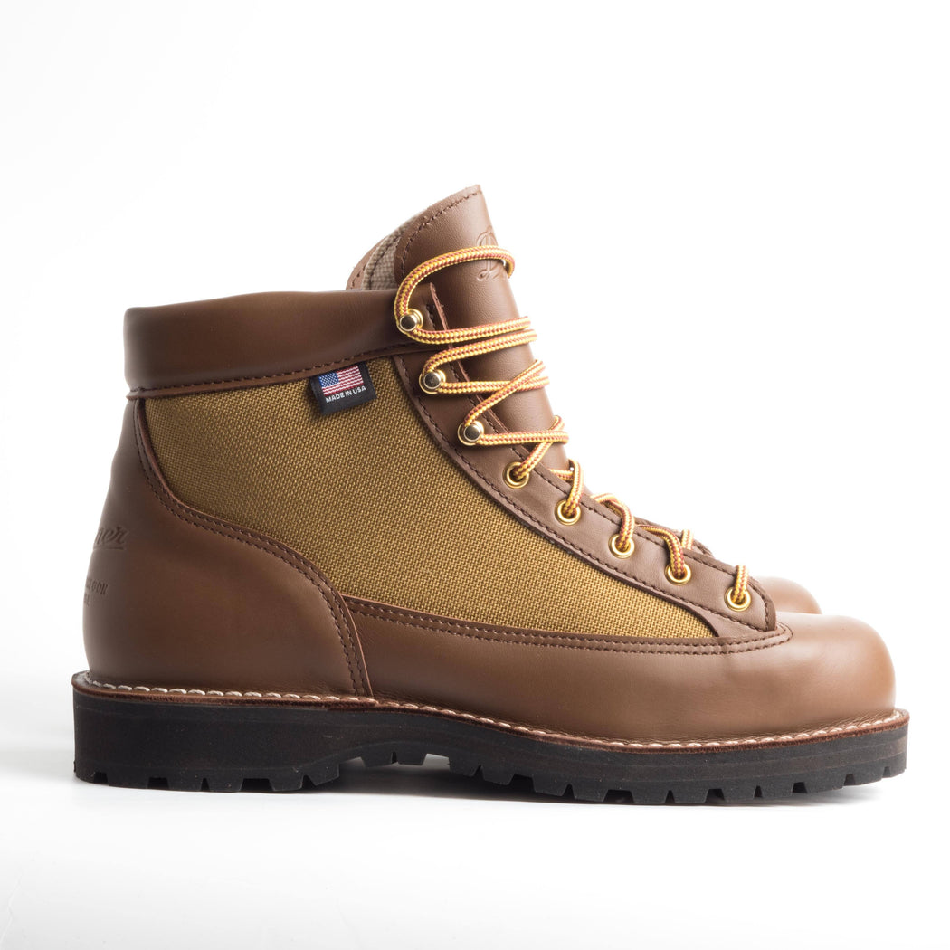 DANNER - AI 2018/19 - 30440 - Danner Light - Brown Scarpe Uomo DANNER